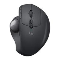 Logitech MX ERGO - Trackball - optical - 8 buttons - wireless - Bluetooth, 2.4 GHz - USB wireless receiver