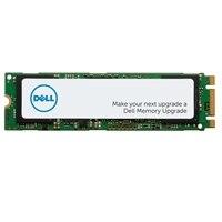 Dell M.2 SATA Class 20 2280 Μονάδα δίσκου στερεάς κατάστασης - 256GB