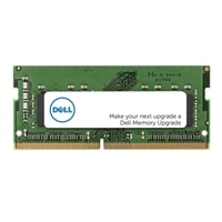 Dell αναβάθμιση μνήμης - 8GB - 1Rx8 DDR4 SODIMM 3466 MHz SuperSpeed