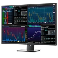 Dell 43 Ultra HD 4K Multi Client Monitor – P4317Q