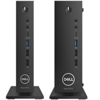 Vertical Stand for Dell Wyse 5070 thin client, Customer Install