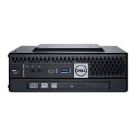 Dell DVD/RW Enclosure Mount - Desktop mounting kit - for OptiPlex 3050 (micro), 3060 (micro), 5050 (micro), 7050 (micro)