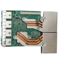 Dell QLogic FastLinQ 41164 Quad Port 10 Base-T rNDC
