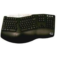 Adesso Tru-Form Media PCK-208B - Keyboard - PS/2, USB