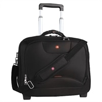 Swiss Gear Business Traveler Roller - Fits Laptops with Screen Sizes up to 17.3-inch