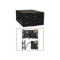 Tripp Lite UPS Smart Online 8000VA 7200W Rackmount 8kVA 200V-240V USB DB9 Manual Bypass Hot Swap 6URM - UPS - 7.2 kW ...