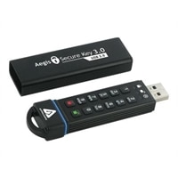 Apricorn Aegis Secure Key 3.0 - USB 3.0 Flash Drive 120 GB (ASK3-120GB)
