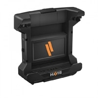 Havis Docking Station 600 Series DS-DELL-602-2 with Dual Pass-through Antenna and Power Supply - docking station - VGA
