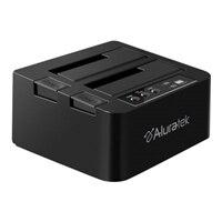 "Aluratek USB 3.0 2.5/3.5"" External SATA Hard Drive Duplicator Docking Enclosure"