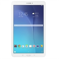 Samsung Galaxy Tab E - Tablet - Android 5.1 (Lollipop) - 16 GB - 9.6-inch - White