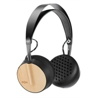 House of Marley Buffalo Soldier - Headphones with mic - on-ear - wireless - Mist