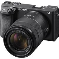 Sony Alpha a6400 Mirrorless Digital Camera with 18-135mm Lens
