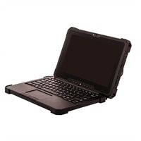 iKey IK-DELL-AT - Keyboard - with touchpad - backlit - dock - French Canadian