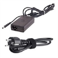 Dell 45-Watt 3-Prong AC Adapter with 2meter Power Cord, Europe