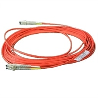 Dell Multimode LC/LC Fiber Optical Cable - 9.84 ft
