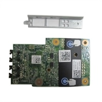 Broadcom 57416 Dual Port 10 GbE BaseT Network LOM Mezzanine Card, Customer Kit