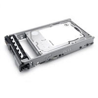 Dell 15,000 RPM SAS Hard Drive 512n 2.5in Hot-plug Drive, Cus Kit - 900 GB