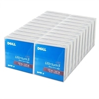 Dell LTO5 Tape Media Labels - Label Numbers 61 to 120