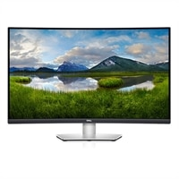 Dell 32 Curved 4K UHD Monitor - S3221QS