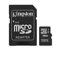 Dell Kingston 16 GB SD Card for IDSDM, Customer Kit