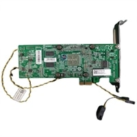 Dell Two Tera2 PCoIP Dual Display Remote Access Host Cards, Full Height/Full Height Bracket