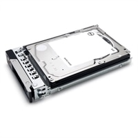 Dell 1.2TB 10K RPM Self-Encrypting SAS 12Gbps 512n 2.5in Hot-plug Drive FIPS 140