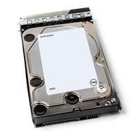 Dell 8TB 7.2K RPM SATA 6Gbps 512e 3.5in Hot-plug Hard Drive
