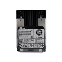 Dell 1.92TB SSD Self-Encrypting SAS 12Gbps 512n 2.5in Hot-plug Drive 3.5in Hybrid Carrier FIPS140-2 PX05SV