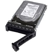 Dell 1.8TB 10K RPM SAS 12Gbps 512e 2.5in drive in 3.5in Hybrid Carrier
