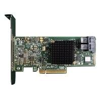Dell MegaRAID SAS 9341-8i 12Gb/s PCIe SATA/SAS controller - SW RAID 0, 1,5,10