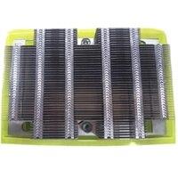 2 CPU Heatsink (GPU Ready) for PowerEdge R840