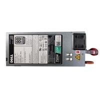 Dell Networking, Power/Fan air conversion kit, AC, IO/PSU, 2x750W PSU / 4xFan