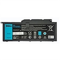 Dell 39 WHr 3-Cell Primary Lithium-Ion Battery, E7450, Customer Install