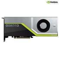 NVIDIA® Quadro® RTX 6000 24 GB, 260W, Dual Slot, PCIe x16 Passive Cooled, Full Height GPU, Customer Install