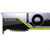 NVIDIA Quadro RTX 8000 48 GB, 260W, Dual Slot, PCIe x16 Passive Cooled, Full Height GPU, Customer Install