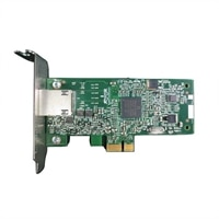 Dell Broadcom 5722 Single Port 1000 Base-T Ethernet PCIe Network Interface Card Low Profile