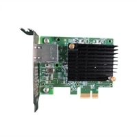 Dell 2nd AQtion 5/2.5GbE Network Interface Card PCIe x1 Card Low Profile