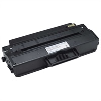 Dell Standard Yield Cartridge for Dell B1260dn and B1265dnf Mono Laser Printer - Kit