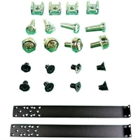 Mounting Bracket for MPS or RPS in 1U rack, comes with mounting brackets for full width device - Kit