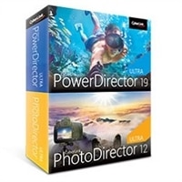 Download Cyberlink PowerDirector 19 Ultra and PhotoDirector 12 Ultra