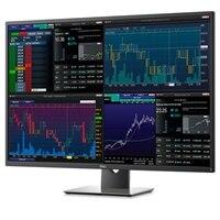 Dell 43 Ultra HD 4K Multi Client Monitor - P4317Q