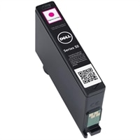 Dell Single Use High Capacity Magenta Ink Cartridge for Dell V525w/ V725w All-in-One Wireless Inkjet Printer