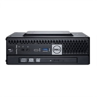 Dell OptiPlex Micro DVD/RW Enclosure Mount with adapter box, Kit