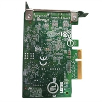 Dell Thunderbolt 3 PCIe card ,2 Type C Ports, 1 DPEthernet PCIe Network Interface Card Low Profile