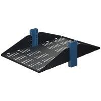 3U 2 Post Rack Shelf - 19 inch