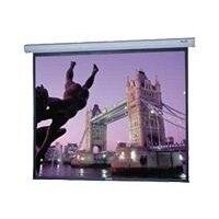 Da-lite Cosmopilitan Electrol 67-inch x 50-inch Matte-White Motorized Projector Screen