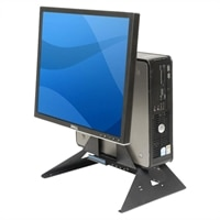 All-In-One Stand with Cover for Optiplex Desktop PC