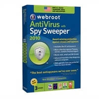 Download-Webroot AntiVirus with Spy Sweeper - 3 PC Version