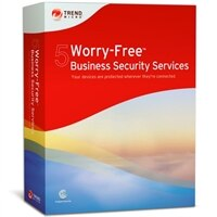 Trend Micro Worry-Free Business Security Services 2-25U