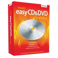 Roxio Easy CD and DVD Burning 2011